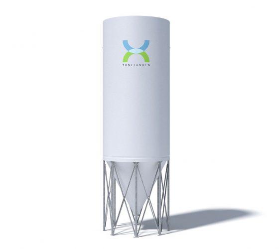55 m<sup>3</sup> industri silo