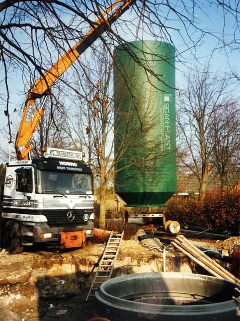Renovering af Pumpestationer