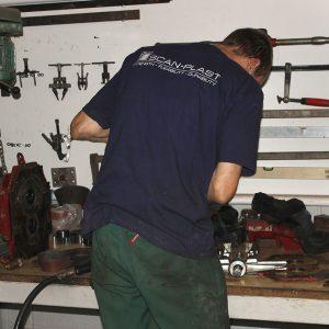 Renovering af Pumper
