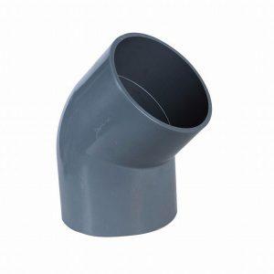 PVC Vinkler 45°
