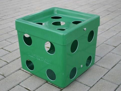 Cube Plantekumme, Bue