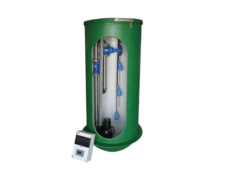 Grinder Pumpestationer SP1600 - 2 x SLV.100.100.3