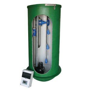 Spildevandspumpestation SP - SLV.80.80.15