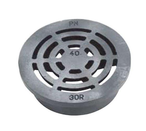 Rund svær rist SP-PN 30 R 40T . 280 mm
