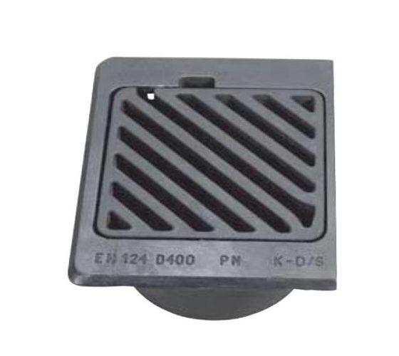 Flydende karm med diagonal rist SP-PN K-D 40T . 280 mm og 315 mm