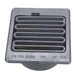 Flydende karm med slynget rist SP-PN KP-S 40T . 280 mm og 315 mm