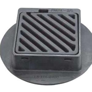 Fast karm med diagonal rist SP-PN KFA-D 40T . 300 mm og 320 mm