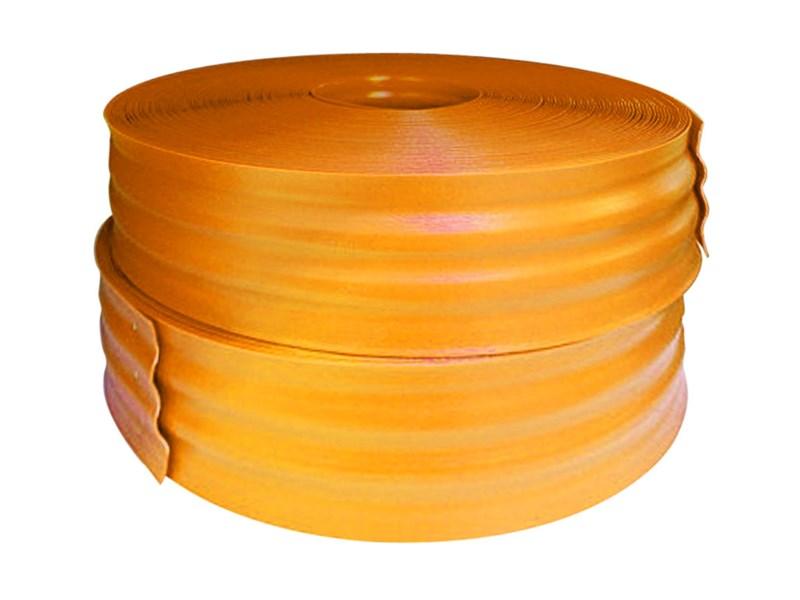 Plast kabeldækbånd orange