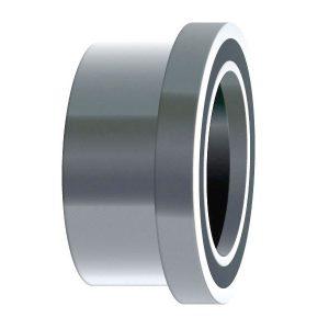 PVC Flangebøsning til o-ring