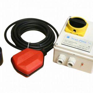 Tilbehør SP - standard pumpestationer