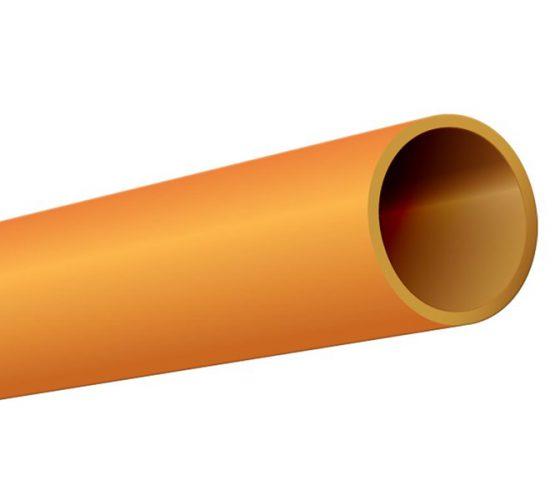 Trykrør Gas PN10.SDR17 PE100