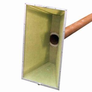 Beton støbetragt - Tunetanken