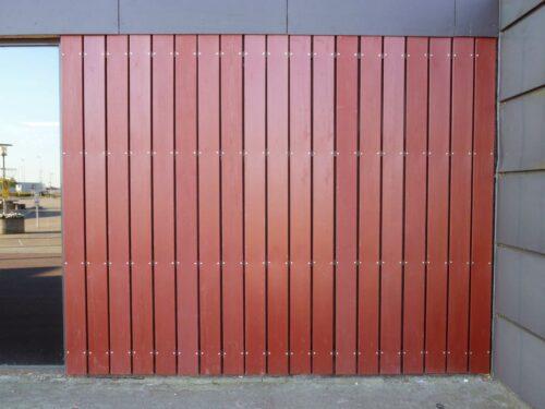 Facade planker og plader