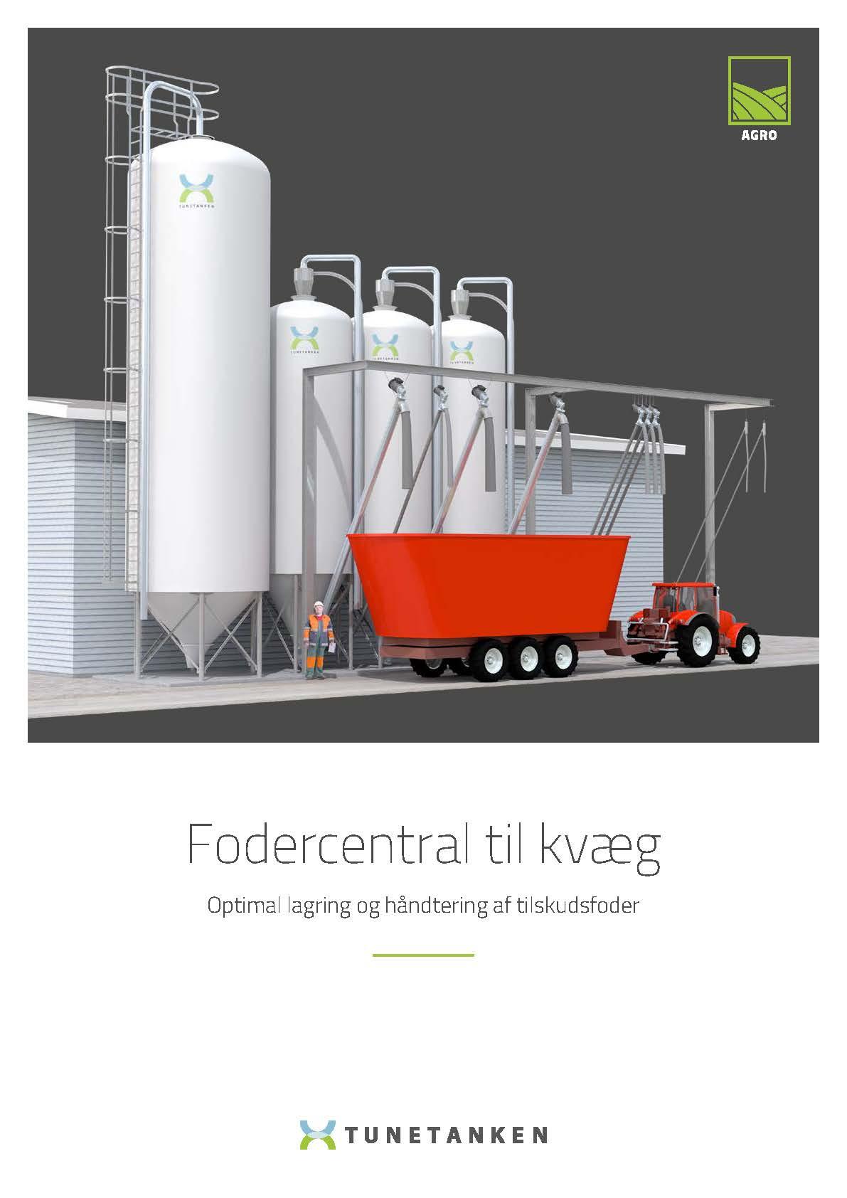 Fodercentral Til Kvæg Brochure