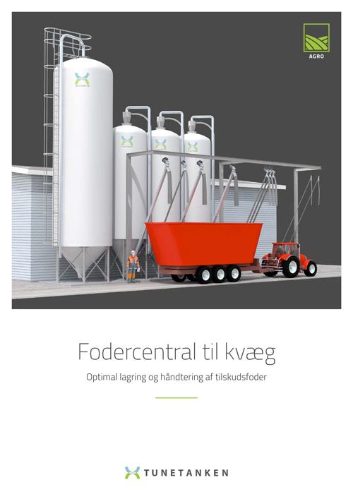 Fodercentral til kvæg - Brochure