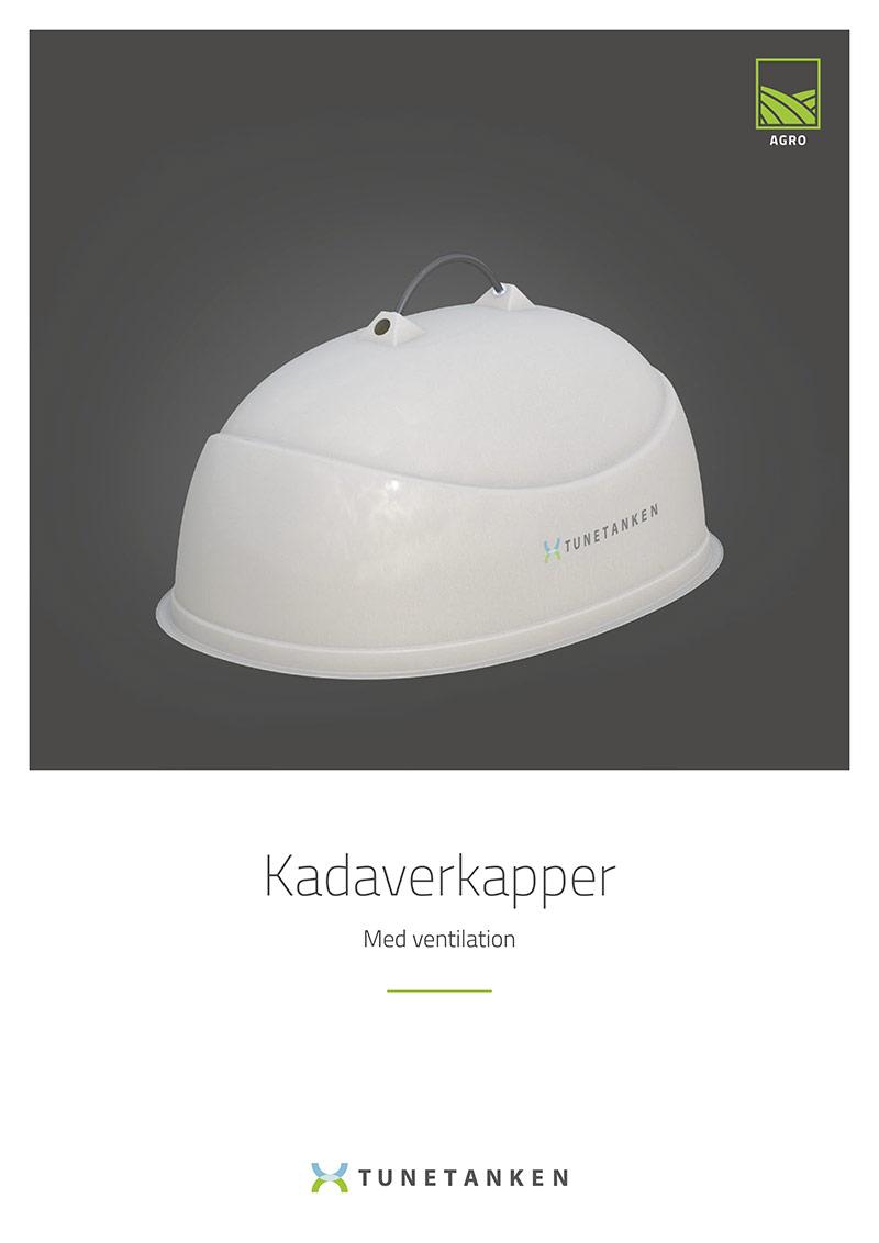 Kadaverkapper - Brochure