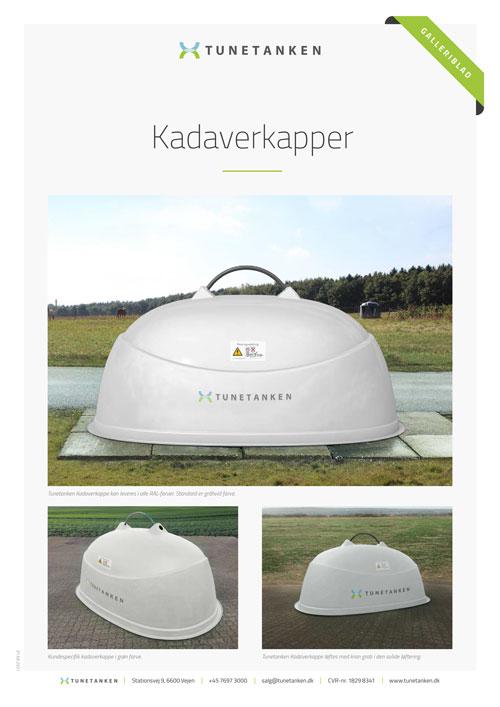 Kadaverkapper - Galleriblad