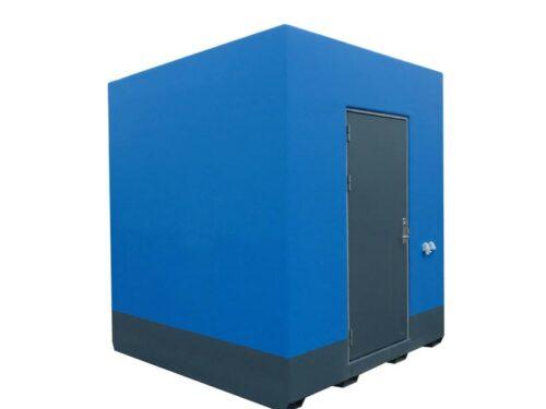 Materiel-container - Tunetanken