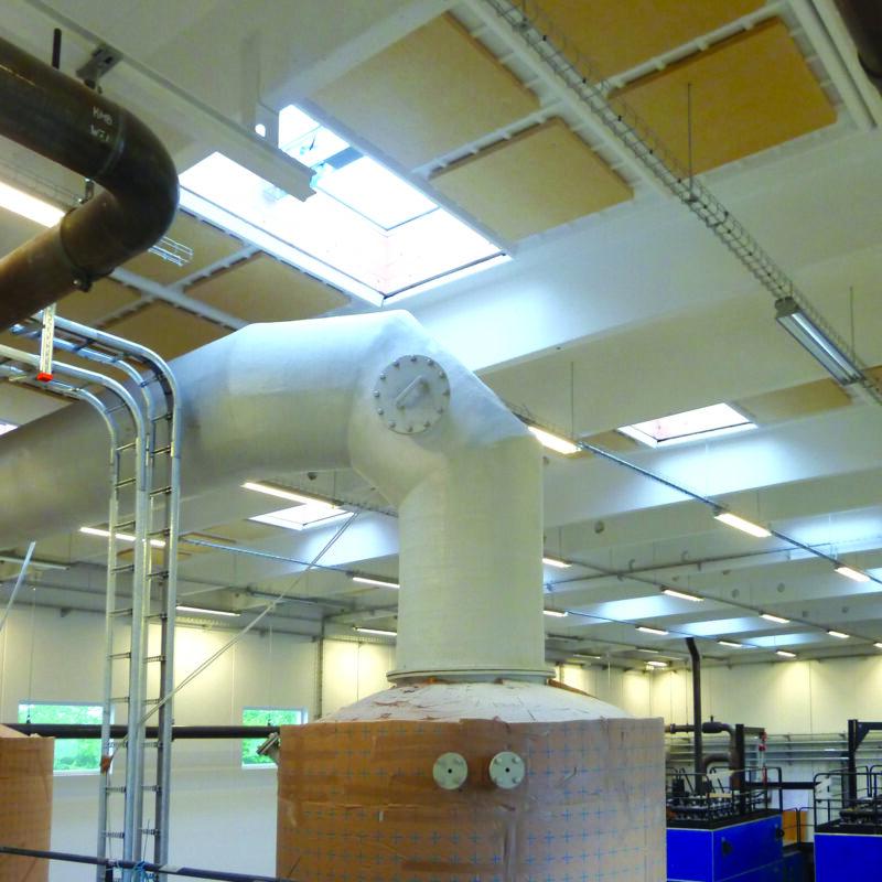 Ventilation - Tunetanken