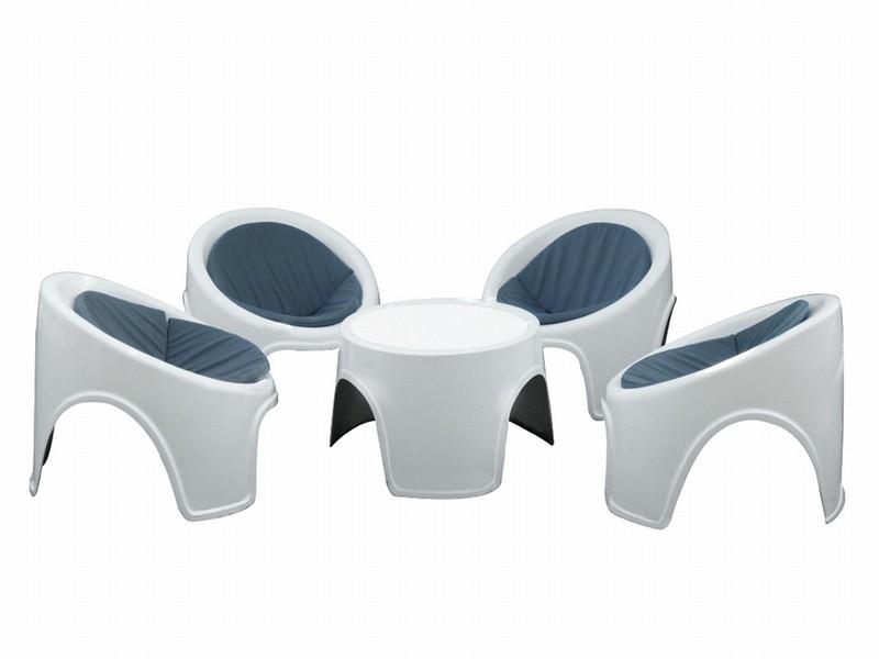 Lounge Havemøbelsæt