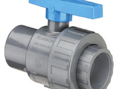 PVC Haner og ventiler