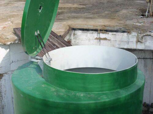 Pumpestationer og pumper