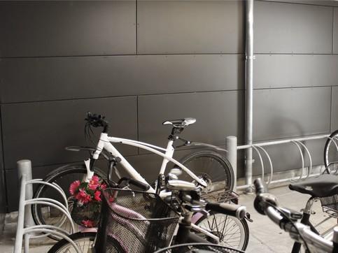 Cykelstativ - Tunetanken