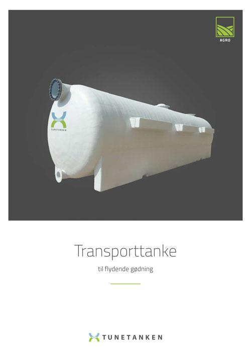 Transporttanke til flydende gødning