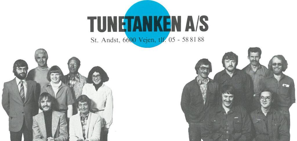 Profil - 1960erne – Tunetanken bliver grundlagt