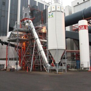 Industrisilo - Tunetanken