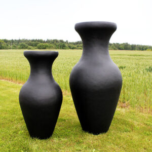 Kæmpe unika vaser - Tunetanken