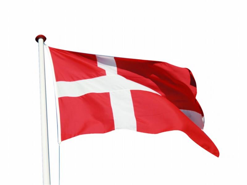 Dannebrogsflag - Tunetanken