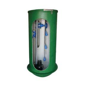 Pumpestation - Tunetanken