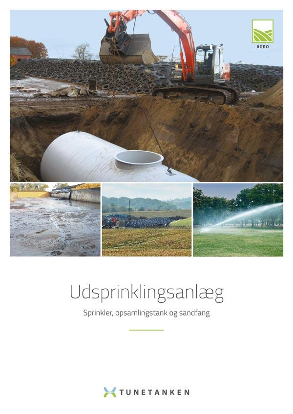 Udsprinklingsanlæg brochure
