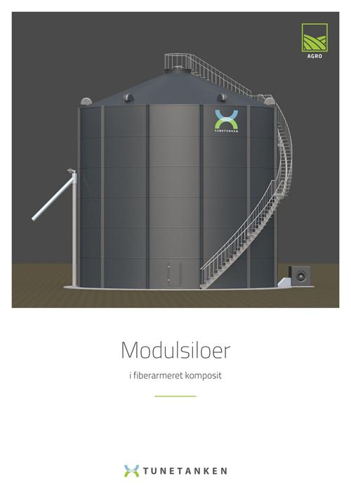 Modulsiloer - Brochure
